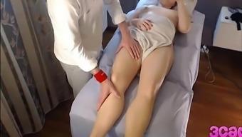 Ebony λεσβιακό στριπτιζέζ πορνό